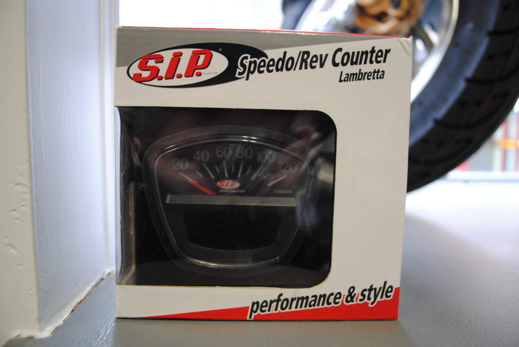 Speedo Rev Counter