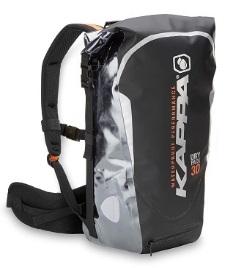 kappa black grey bag WA402S