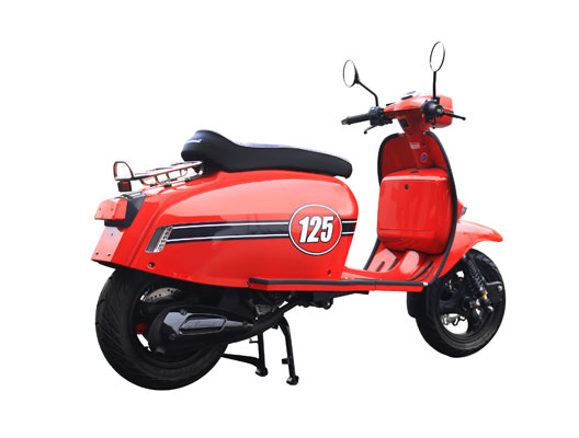 The tax deductable motorbike and scooter … if you're self employed