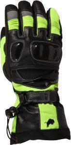 Buffalo Yukon neon gloves