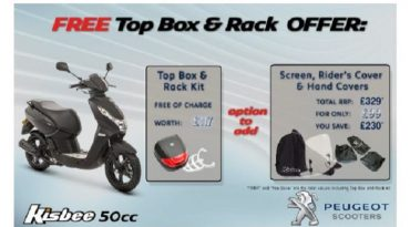 PEUGEOT ACCESSORIES OFFERS!