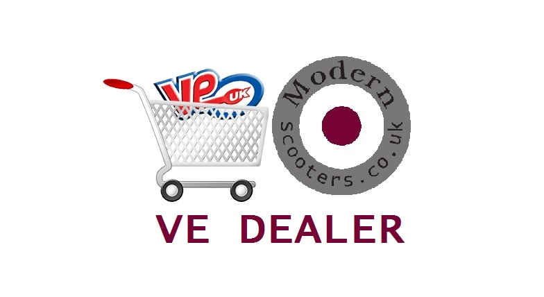 Modern Scooters Is Now A VE Supermarket Dealer
