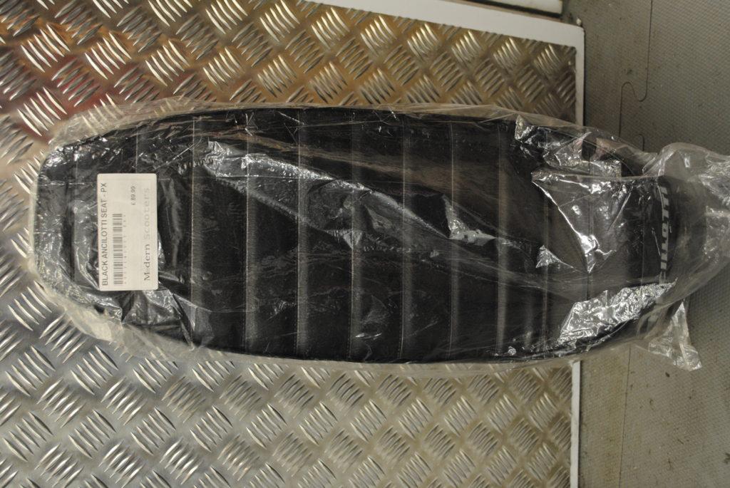 Black Anciliotti Seat - PX