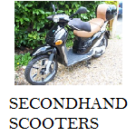 secondhand scooters 150