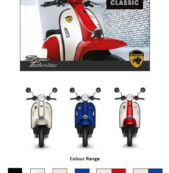 NEWSFLASH!!! THE NEW SCOMADI TT 125 EURO 4 IS ON IT'S WAY!!!